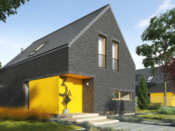Projekty domów z poddaszem – wady i zalety 3