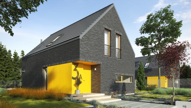 Projekty domów z poddaszem – wady i zalety 25
